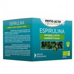 ESPIRULINA BIO 300 CAPSULAS...