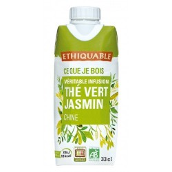Infusión Té verde Jazmin...