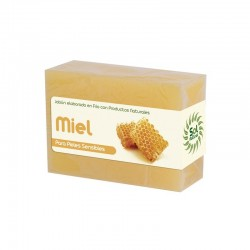 Jabon de miel 100 gr Sol...