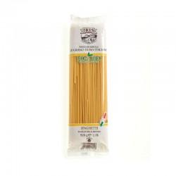 Espaguetis de trigo duro...