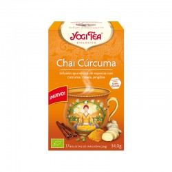 Yogi Tea Chai Curcuma BIO...