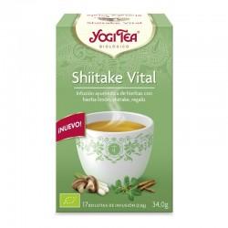 YOGI TEA  SHIITAKE  VITAL...