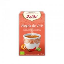 Yogi Tea Alegria de Vivir...