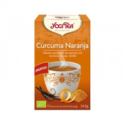 Yogi tea Curcuma Naranja...