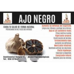 Ajo Negro BIO 100/120 gr