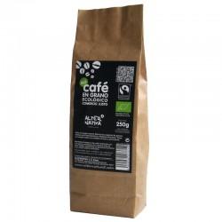 Cafe en grano bio 250 g...