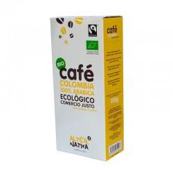 Cafe Colombia molido bio...
