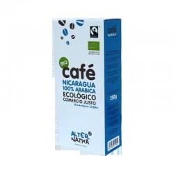Cafe Nicaragua molido bio...