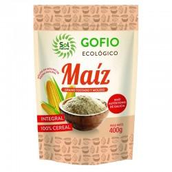 Gofio de Maiz  Bio 400g Sol...