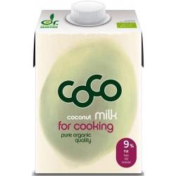 Crema de coco para cocinar...