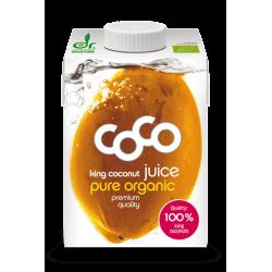 Jugo de coco King Bio 500ml...
