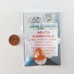 Mineral Agata Carneola