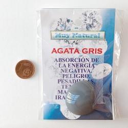 MIneral Agata Gris