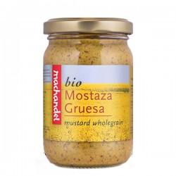 Mostaza Gruesa BIO  200 g...