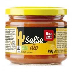 Salsa Dip chili tortilla...