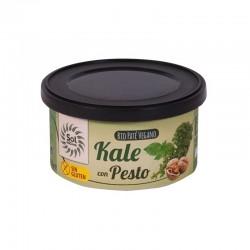Paté vegano Kale con pesto...