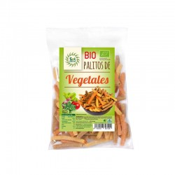 Palitos vegetales BIO 70 gr...
