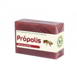 Jabon de propolis 100 gr...