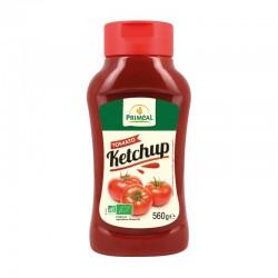 Ketchup BIO Primeal 560 gr