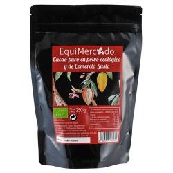 Cacao 100% en polvo BIO 250...