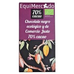 Chocolate Negro 70 %...